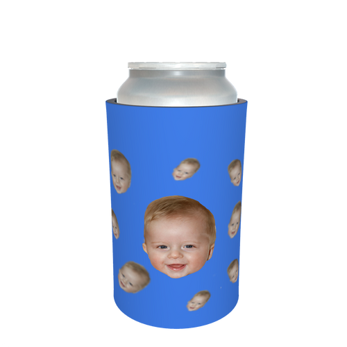 Personalised Photo Stubby Holder