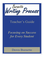 Burnette Writing Process