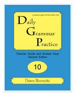 Daily Grammar Practice Grade 10 Advanced