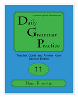 Daily Grammar Practice Grade 11 Advanced