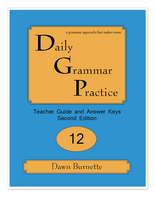 Daily Grammar Practice Grade 12 Advanced