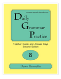 Daily Grammar Practice Grade 8 Advanced
