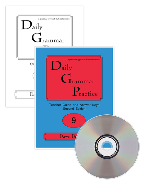Daily Grammar Practice Grade 9 Advanced