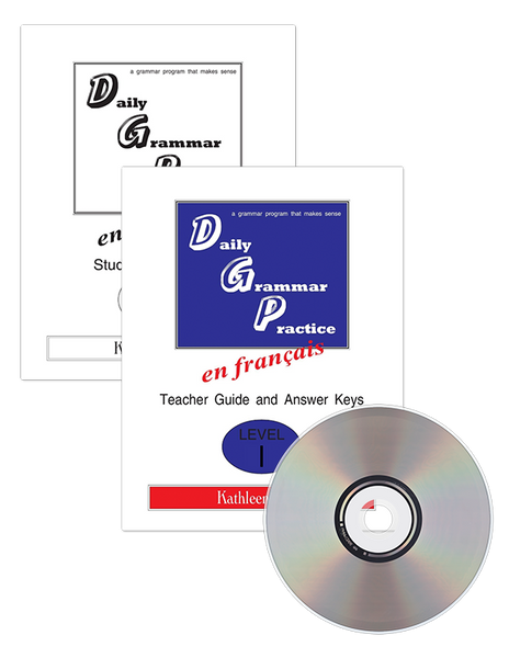 Daily Grammar Practice French  1