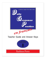 Daily Grammar Practice French  2