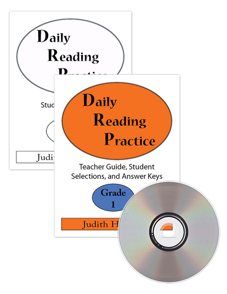 Daily Reading Practice Grades 1-10 – DGP Bookstore