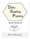 Daily Spelling Practice Level 1