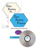 Daily Spelling Practice Level 2