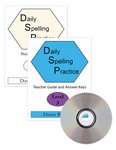 Daily Spelling Practice Level 3