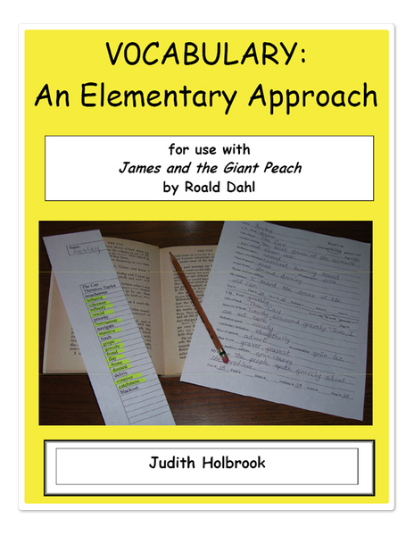 Vocabulary: An Elementary Approach