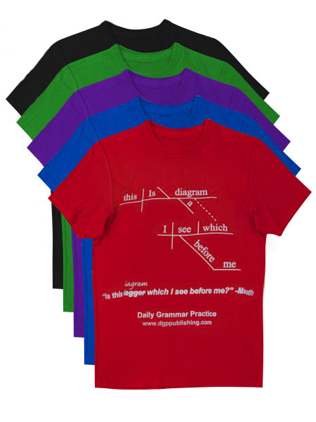 Diagramming T-Shirt