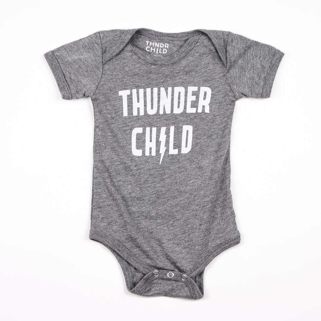 Thunder Child Onesie
