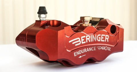 Beringer Endurance Race 4 piston radial caliper 108mm spacing