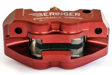 Load image into Gallery viewer, Beringer 4R11AE endurance race 4 piston radial caliper 108mm spacing, LH