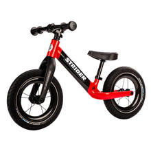 Load image into Gallery viewer, Strider 12 ST-R Carbon Fiber Balance Bike