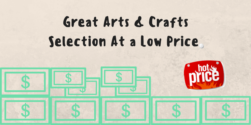 Hot Prices for Native Arts & Craft