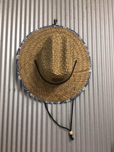 AQYHA04169 OUTSIDER STRAW HAT