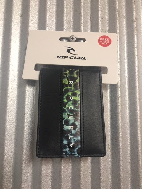 BWUKQ2 BLOCKADE PU SLIM WALLET