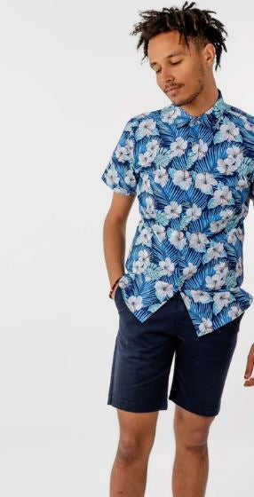 Cassel Hawaii Five S/S Shirt