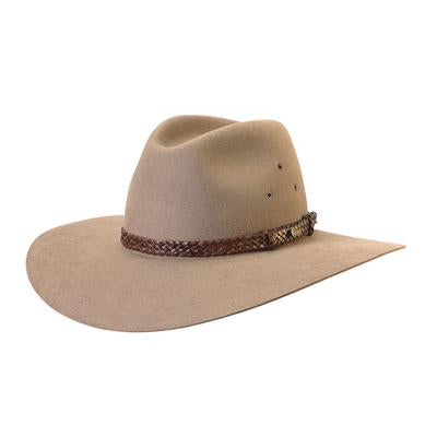 RIVERINA AKUBRA HAT