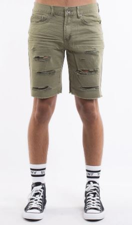 4090258 RAMBLE RIPPED SHORT