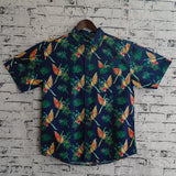 UMS1701 MENS HAWAIAN SHIRT