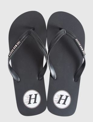 New Logo Thongs- H419M07001
