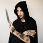 witch knife tattoos