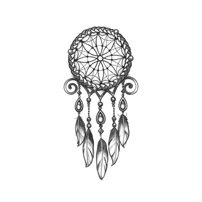 Gem Adorned Dreamcatcher