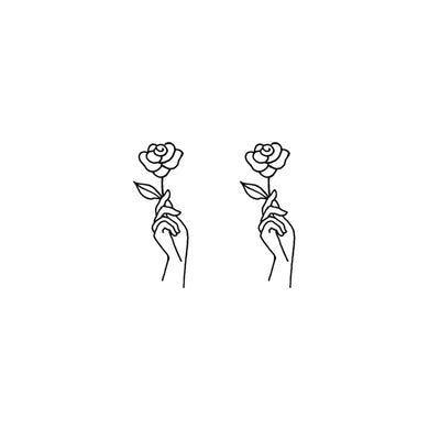 You are my Rose (Set of 2)