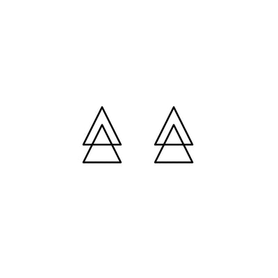 Mystic Triangles (Set of 2)