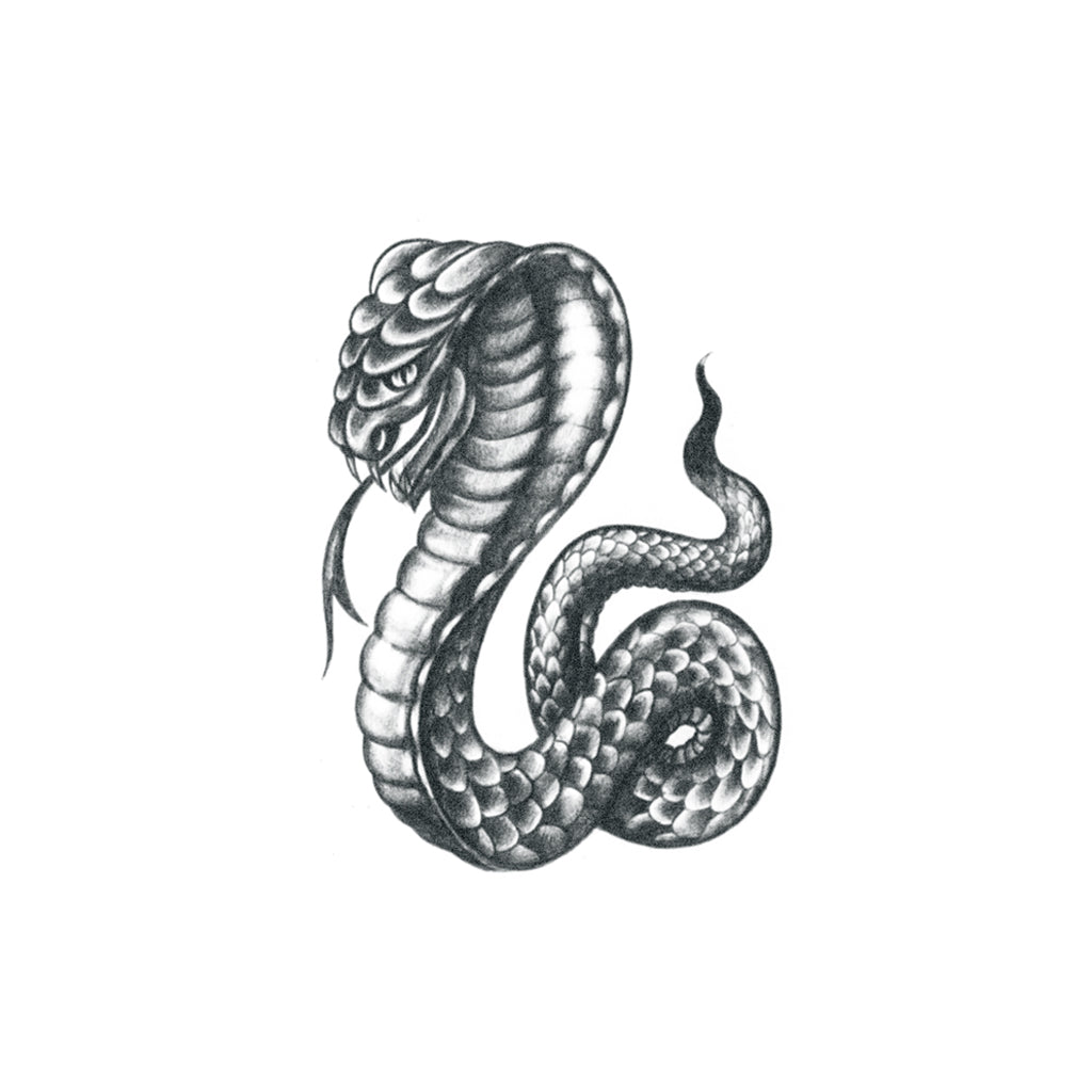 cobra tattoo design