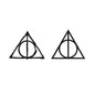 deathly hallows tattoo design