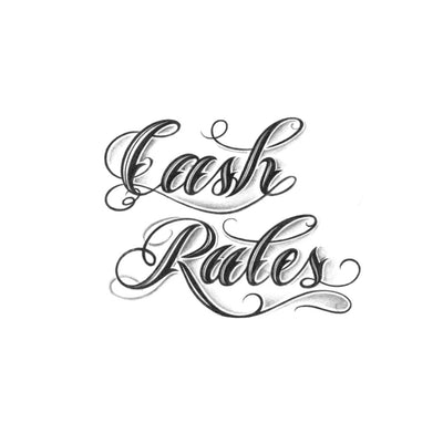 cash rules tattoo
