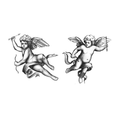 cherubs tattoo