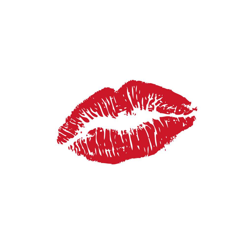 Red Lips Kiss (Set of 2) – Tattoo Icon