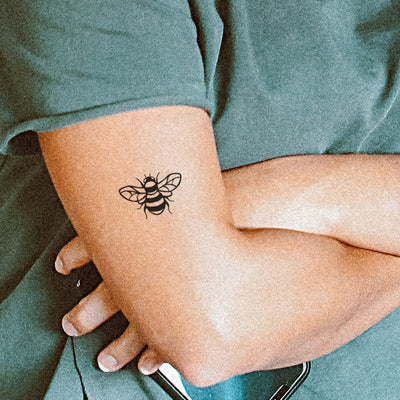 Bee Tattoo (Set of 2)