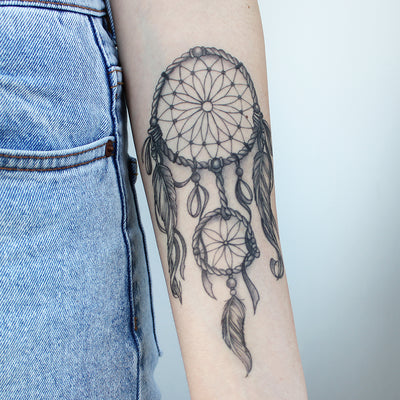 drreamcatcher tattoo