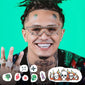 Lil Pump Temporary Tattoo Set