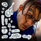 Lil Skies Temporary Tattoo Set