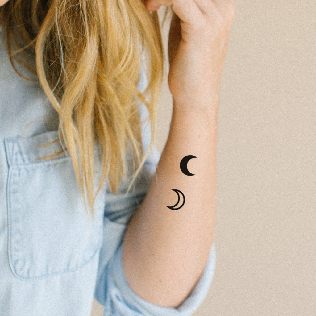 Crescent Moon (Set of 2)