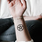 Pentagram Tattoo (Set of 2)