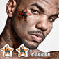 the game temporary tattoo