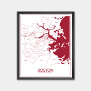 MIT (Boston Area Map)