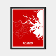 Boston University (Boston Map)