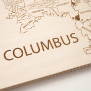 Columbus-Etched Atlas