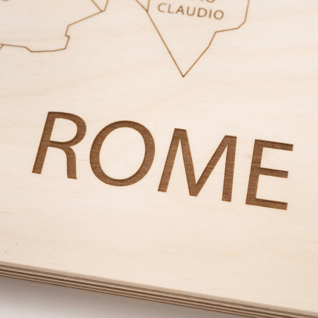 Rome-Etched Atlas