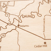 Robertson County-Etched Atlas