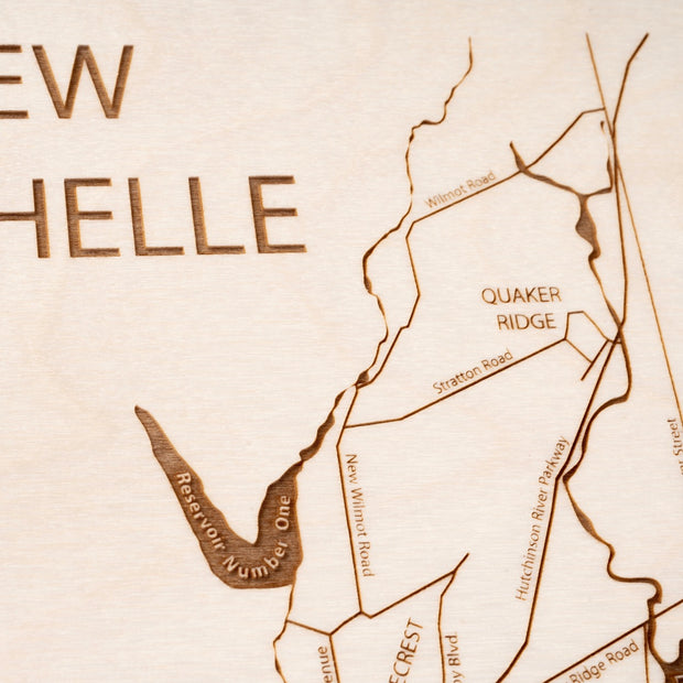 New Rochelle-Etched Atlas