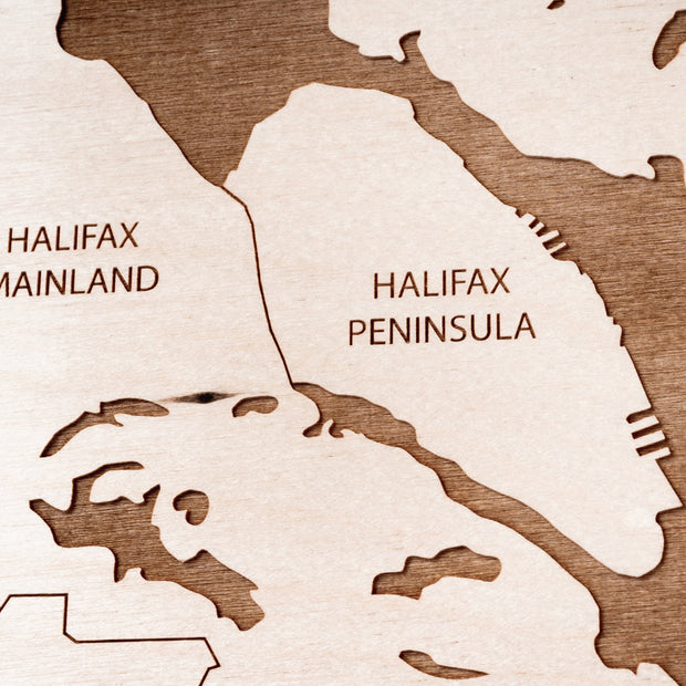 Halifax-Etched Atlas